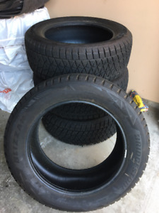 WINTER TIRES - ONLY USED FOR 1 SEASON