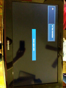 """26"""" Samsung 720p with wall mount"""
