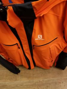 Manteau de ski salomon