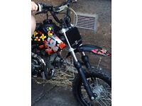 Thump star 120 (pitbike)