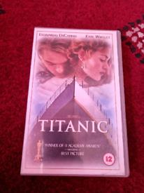 Titanic video