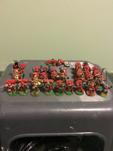 Warhammer: 31 Blood Angels