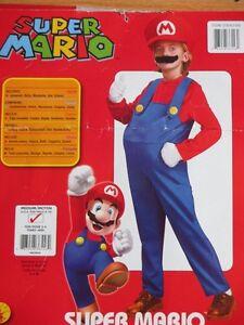 Costume / Déguisement Super Mario