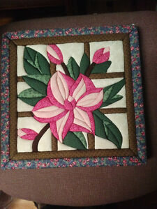 Fabric Art Piece London Ontario image 1