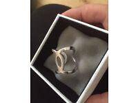 Chanel costume jewellery ring
