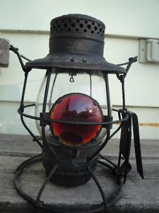 Old CNR Train Lantern