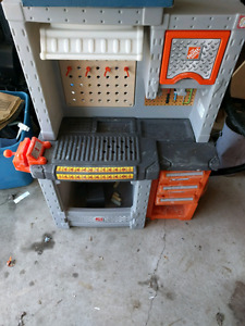 Home depot mini workbench