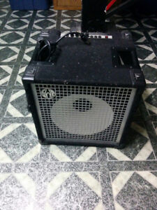 Powerful Bass Amp For Sale