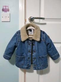 Next boys denim jacket