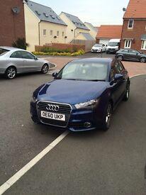 Audi A1 TFSI 1.4 navy blue £8000