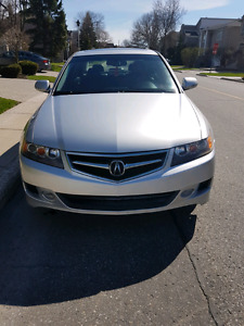 2006 Acura TSX Fully Loaded with Navigation