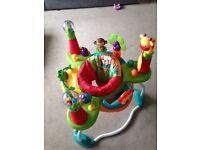 Bright starts Having a ball jumperoo - hardly used