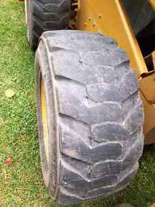 Skidsteer tires 12x16.5 - Good spares