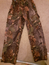 Jack Pyke childrens camouflage wear