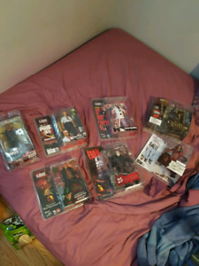 Horror figures sale or trade horror collectibles