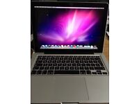 """Apple MacBook Pro 13"""" i5, 8GB, 240GB SSD"""