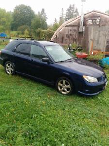 2006 Subaru Impreza 2.5l (parts or project car)