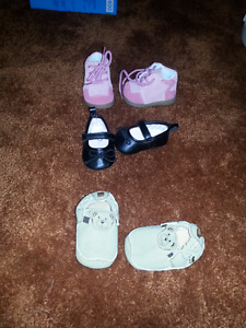 Baby Boy/Girl and Toddler Footwear