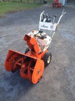 Ariens 8/24 , very good condition, just serviced