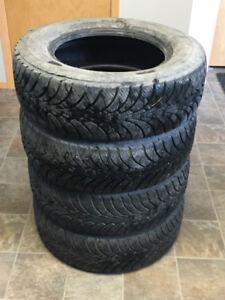 Goodyear winter tire