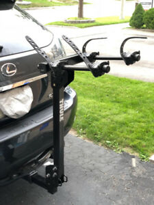 Thule 2 Bikes Hitch Bike Rack 2 or 1.25 inch - Perfect Condition