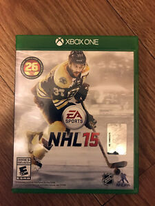 NHL 15 Game for XBOX ONE