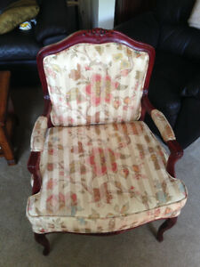 Bombay Co. occasional chairs, very good condition