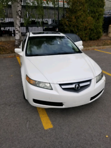 ACURA TL with RTX mags