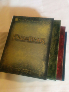 The Lord Of The Rings Collectors Box Set