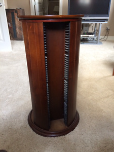 192 CD Spinner Rack