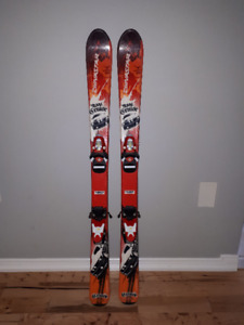 Dynastar skis with bindings - 110 cm