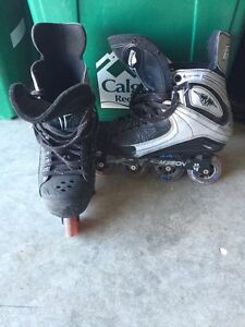 Mission RX Rollerblades Size 11