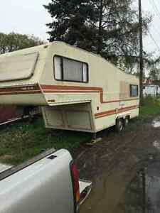 25' coachman 5th wheel
