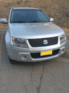 2012 Suzuki Grand Vitara 4WD Low Mileage