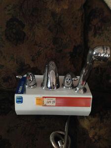Bathtub/Jacuzzi Faucet Set
