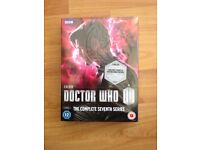 Dr Who complete series seven.