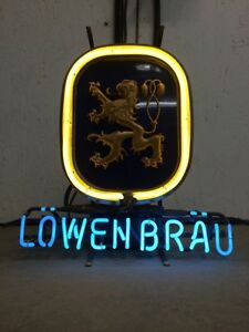 Cool neon bar sign!