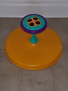Music and Lights Sit n Spin