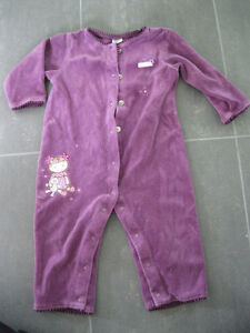 Size 12 months girls clothes