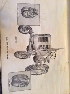 case model vac tractor
