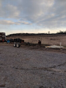 trailer frame for sale