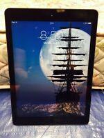 iPad Air 1 32gb celluar + wifi *mint*!