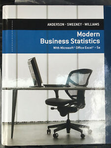 Selling KPU textbook: Financial Accounting & Business Statistics