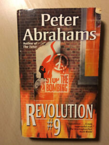 Revolution #9 - Peter Abrahams