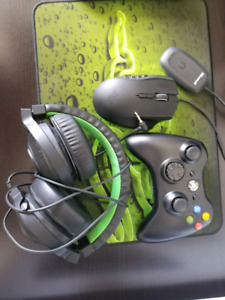Gaming accesories