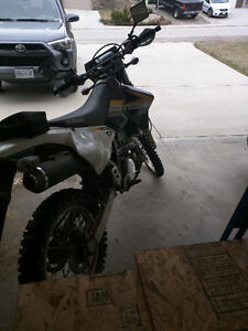 2015 Suzuki DRZ400S Priced to sell quickly **no trades please**