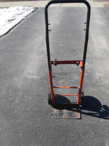 Moving dolly that can be used 2 ways 15 obo