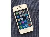 iPhone 4 Unlocked 8GB fully working