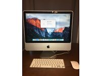 "Apple iMac 20"" Early 2009"