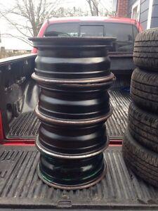 Ford Fiesta rims